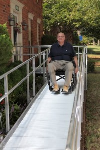 used wheelchair ramps