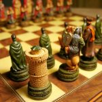 Chess and brain games and exercises for seniors.